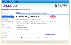 Understanding Phonetics