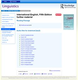 International English